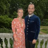Alizee Thevenet und James Middleton bei der Bvlgari Magnifica Gala