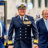 RTK: König Willem-Alexander nimmt an Veteranentag teil