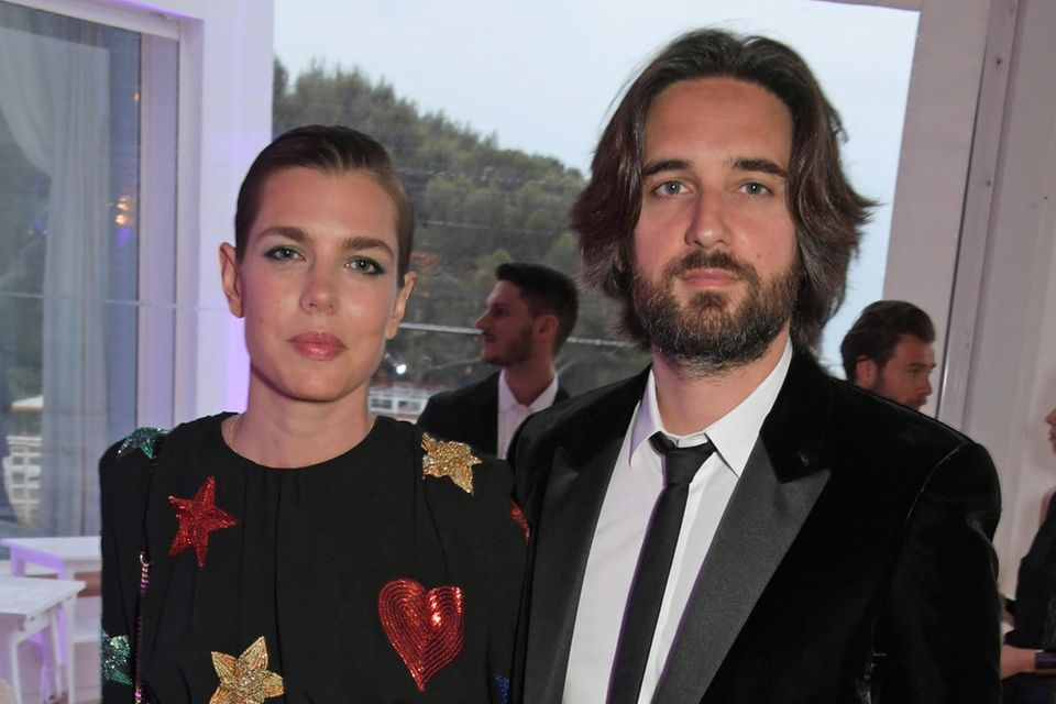 Ein seltener gemeinsamer Auftritt in der Öffentlichkeit: Charlotte Casiraghi und Dimitri Rassam beim Filmfestival in Cannes kurz vor ihrer Hochzeit im Mai 2019.
