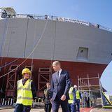 Windsor RTK: Prinz William besucht Werft während Holyrood Week