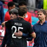 Für Joachim Löw endet nach dem verlorenen England-Spiel die Ära als Bundestrainer der deutschen Nationalelf.