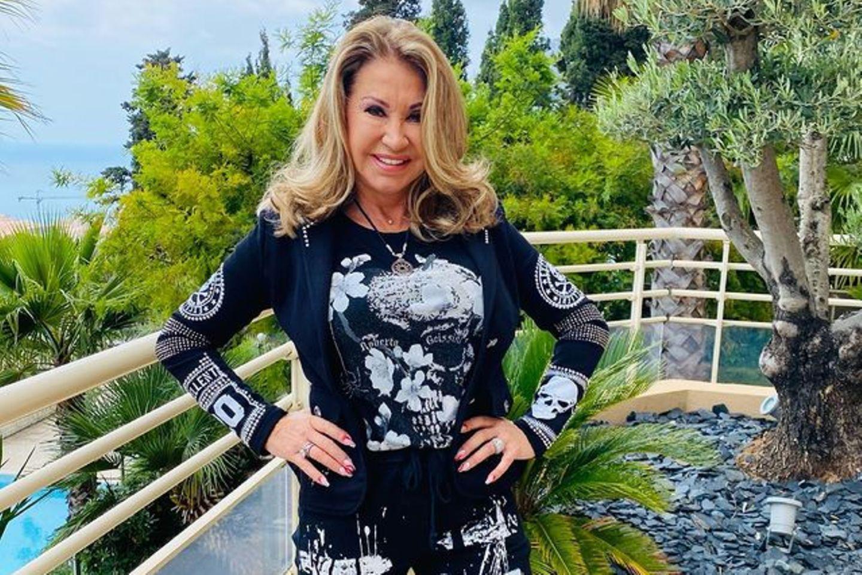 Carmen Geiss: Sie zeigt ihr XXL-Tattoo