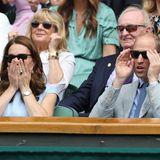 Im Wimbledon-Finale 2019 besiegte Novak Đoković RogerFederer in einem Fünf-Satz-Krimi.Es war das längsteWimbledon-Finaleder Geschichte – und auch Herzogin Catherine und Prinz William wurde das Duell zu viel ...