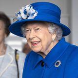 Nach ihrem Ausflug in die Natur folgt auch schon der nächste Termin. Die Queen und Prinzessin Anne besuchen dasAAC Clyde Space im Skypark. Hier treffen die britischen Royales zwei Unternehmen, die auf dem Gebiet der Raumfahrttechnologie führend sind.