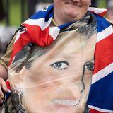 Auch 24 Jahre nach ihrem tragischen Tod wird Prinzessin Diana von den Briten verehrt.