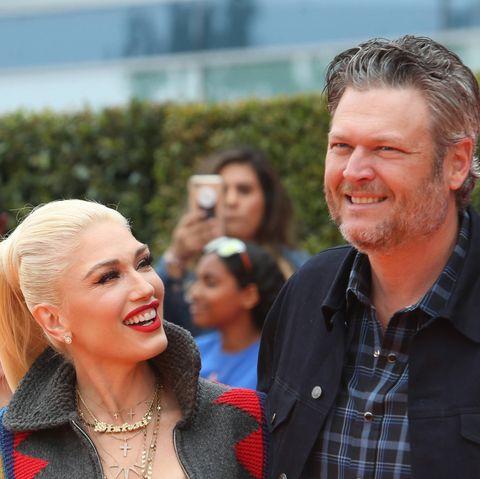 Gwen Stefani und Blake Sheldon