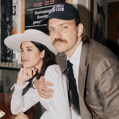 Marie Nasemann und ihr Mann Sebastian Tigges