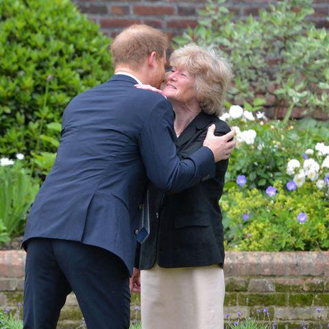 Prinz Harry und Lady Sarah