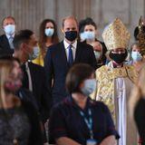 5. Juli 2021  Prinz William nimmt heute an einen Gedenk- und Dankgottesdienst im Rahmen der Feierlichkeiten zum 73. Jubiläum des National Health Service (NHS)in der Londoner St. Paul's Kathedrale teil. Leider muss William denTermin ohne Herzogin Catherine wahrnehmen.