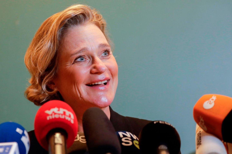 Prinzessin Delphine von Belgien