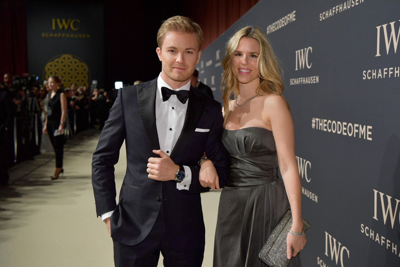 Nico Rosberg und Vivian Rosberg