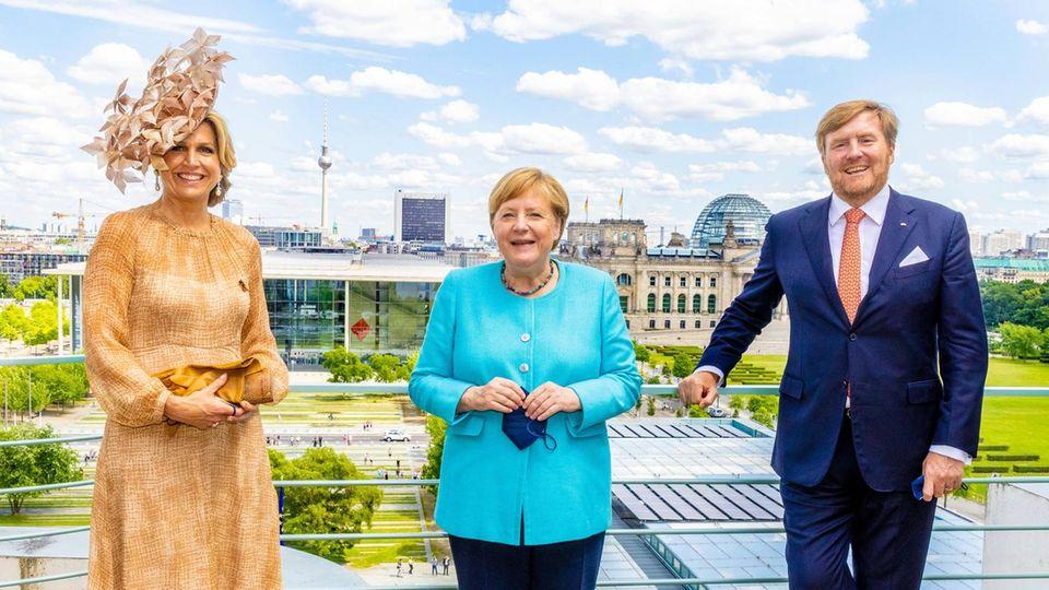 Staatsbesuch in Deutschland
