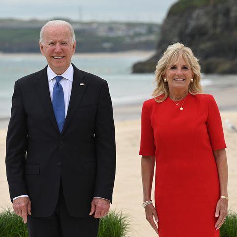 Joe und Jill Biden