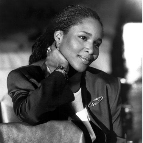 """Suzzanne Douglas 1988 für den Film """"Tap Dance"""""""