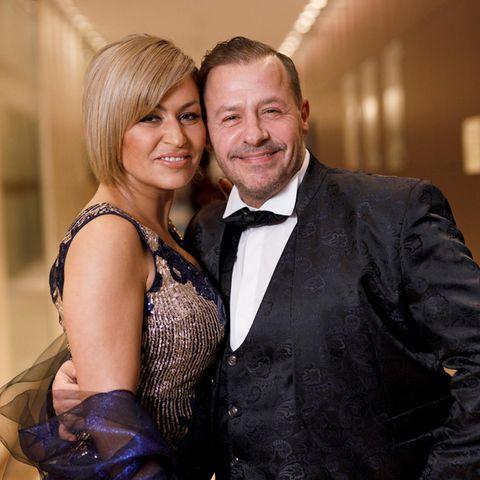 Jasmin und Willi Herren (†45)