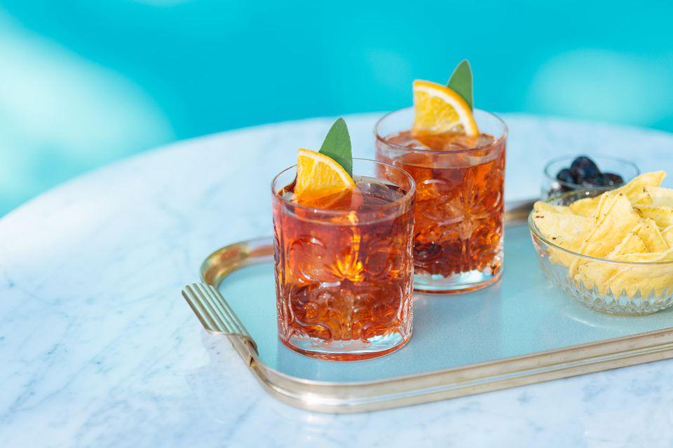 Negroni: Der Cocktail-Klassiker aus Italien