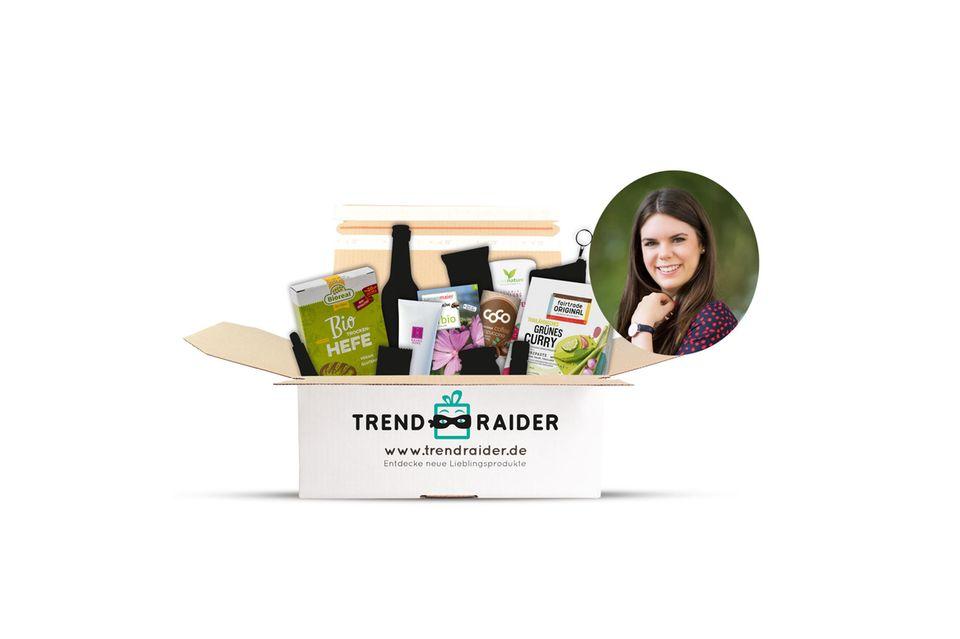 Mode- und Beauty-Redakteurin Jessica hat die TrendRaider Box getestet – und ist begeistert.