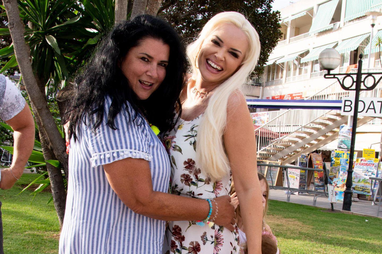 Daniela Katzenberger mit Mutter Iris Klein.