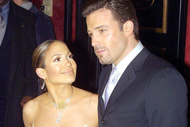 Jennifer Lopez + Ben Affleck