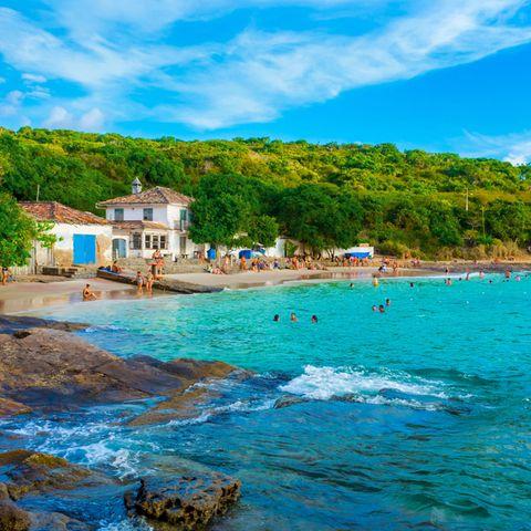 Reiseziele im Trend: Búzios in Brasilien