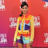 """Zandaya bei der """"Space Jam""""-Premiere"""