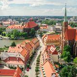 Reiseziele im Trend: Breslau, Polen