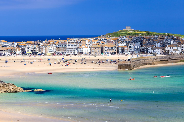 Reiseziele im Trend: St. Ives, Cornwall