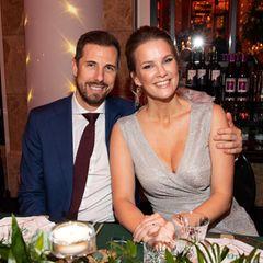 Mittlerweile ist Monica glücklich verheiratet. Undsieht sie noch immer frisch und strahlend aus. Genauso kennt man das Model.