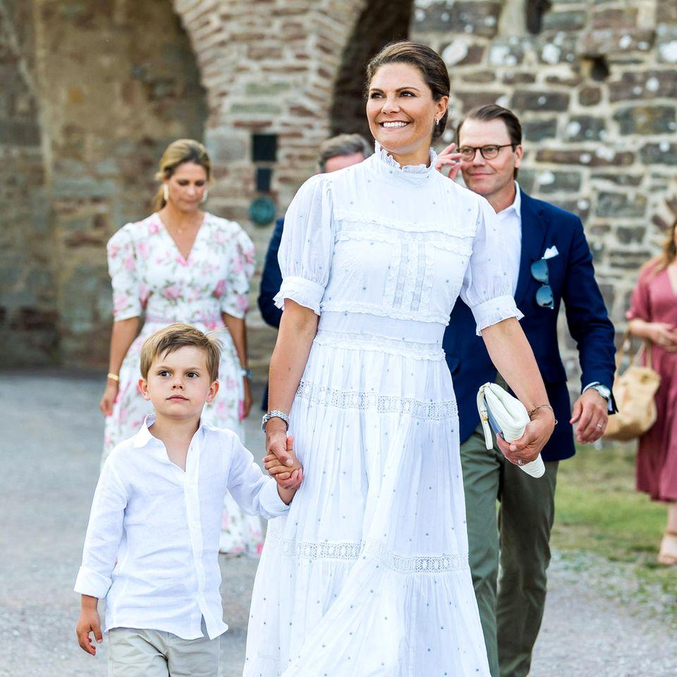 Grattis, Prinzessin Victoria!: Die schönsten Fotos vom Victoriatag in Schweden