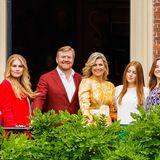 Die niederländische Königsfamilie ist über ihre Landesgrenzen hinaus beliebt und mit ihrer offenen, fröhlichen Art einfach immer wiederein echter Hingucker.