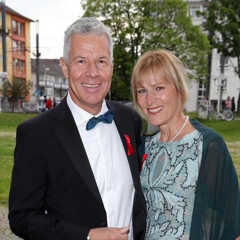 Peter Kloeppel und Carol Kloeppel