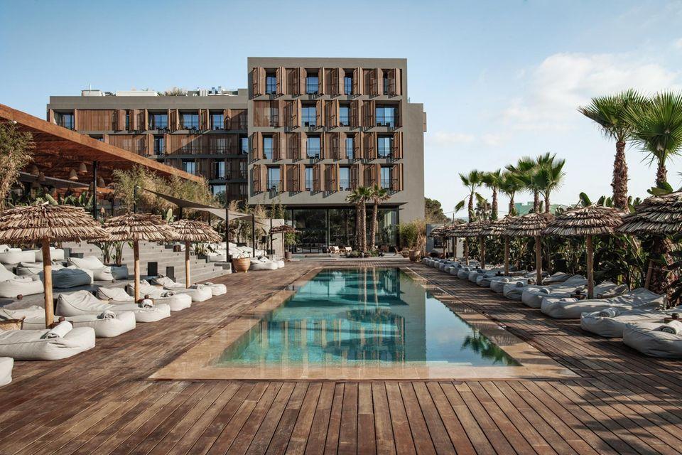 Entspanntes Design und Laidback Luxury: Das Hotel Oku Ibiza