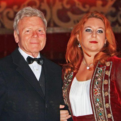 Rebecca Siemoneit-Barum mit ihrem Vater GerdSiemoneit-Barum