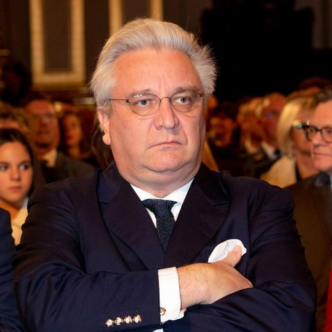 Prinz Laurent von Belgien