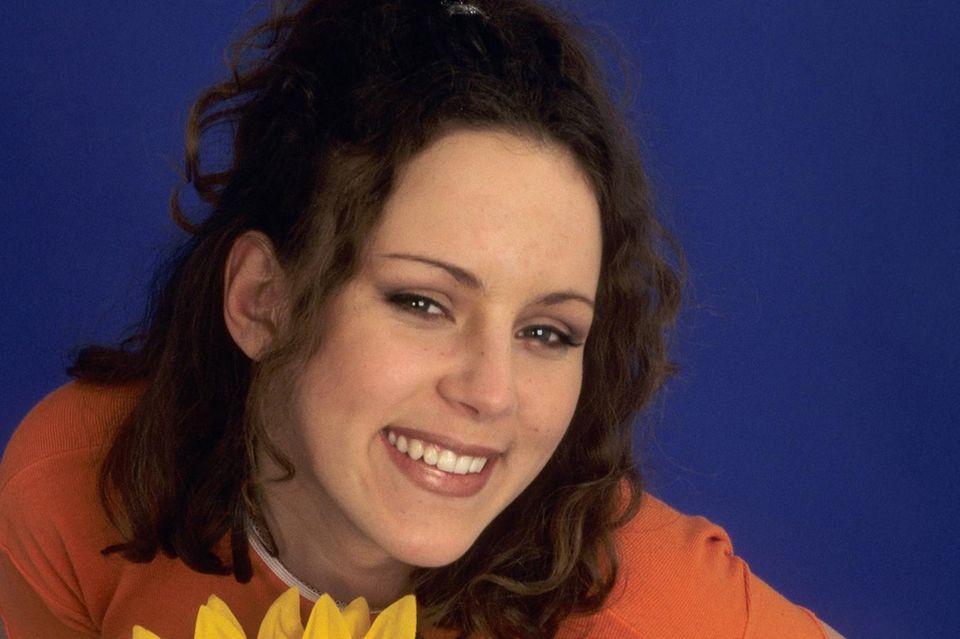 """Jasmin Wagner als """"Blümchen"""" im Jahr 1997"""