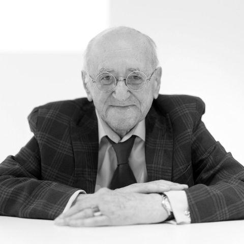 Alfred Biolek im vergangenen Jahr anlässlich seines 86. Geburtstags.
