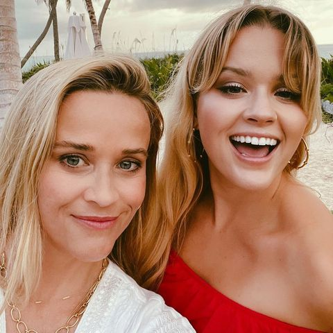Reese Witherspoon und Tochter Ava