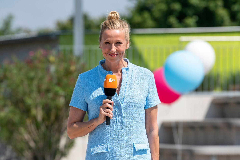 Der Fernsehgarten mit Andrea Kiewel