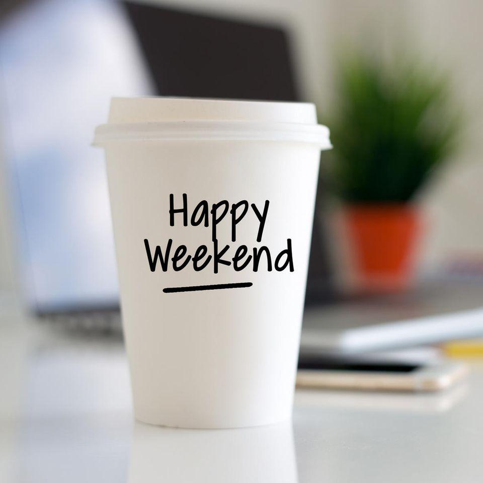 Start ins Wochenende