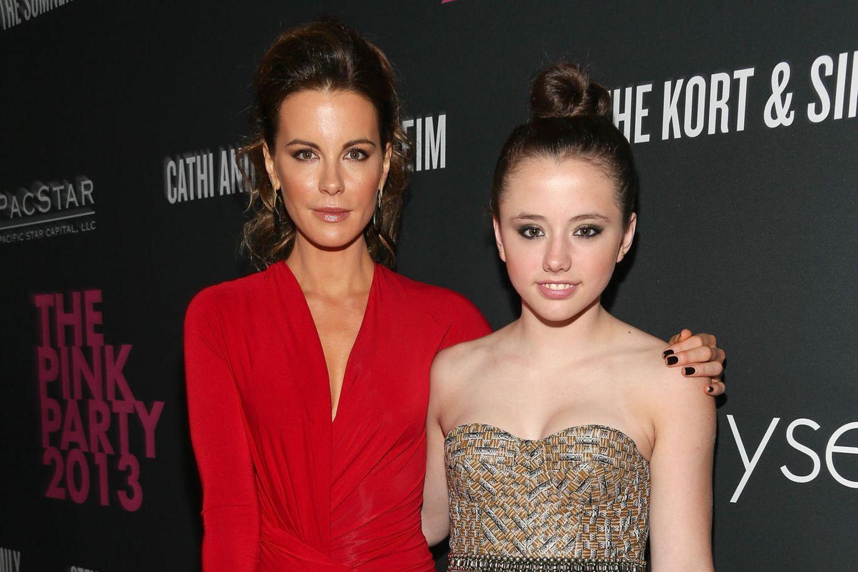Kate Beckinsale und Lily Mo Sheen bei einer Gala 2013.
