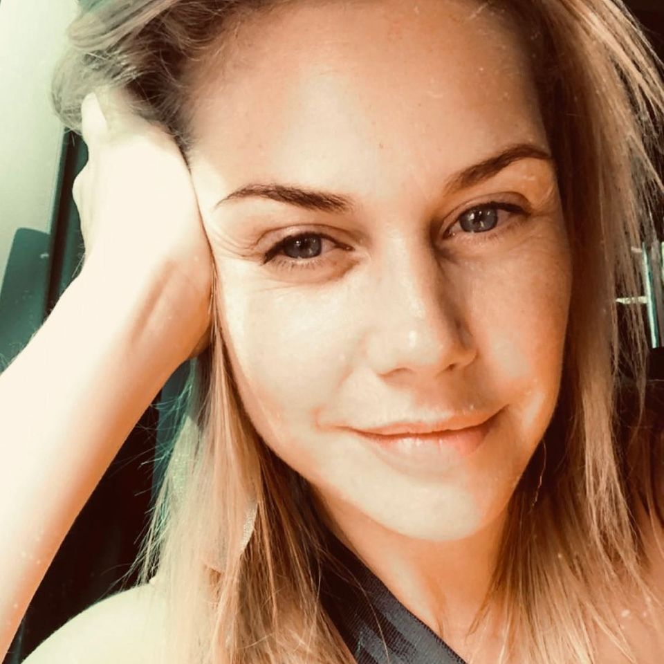 Felicitas Woll zeigt sich ungeschminkt