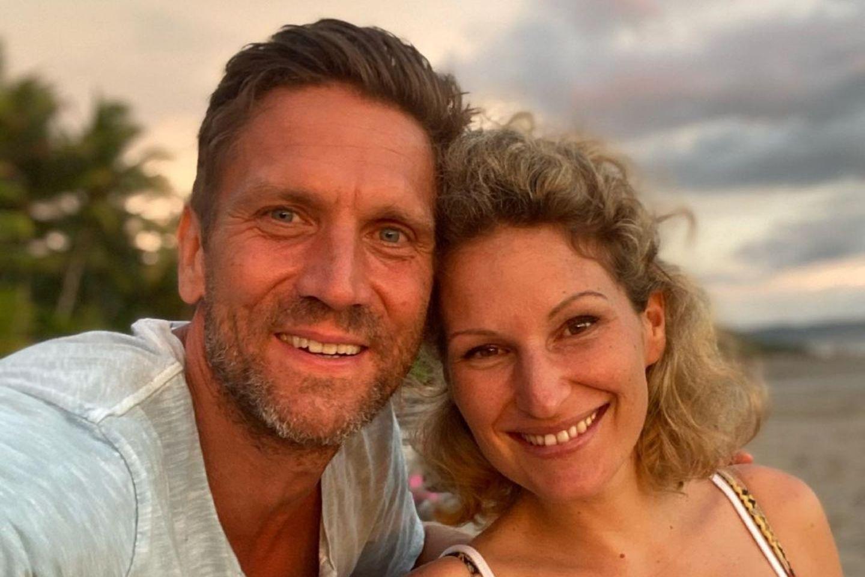 Perr Kusmagk und Janni Hönscheid
