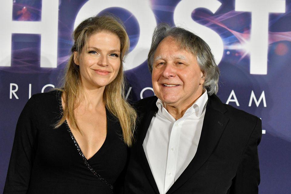 Peter Urban und Ehefrau Laura.