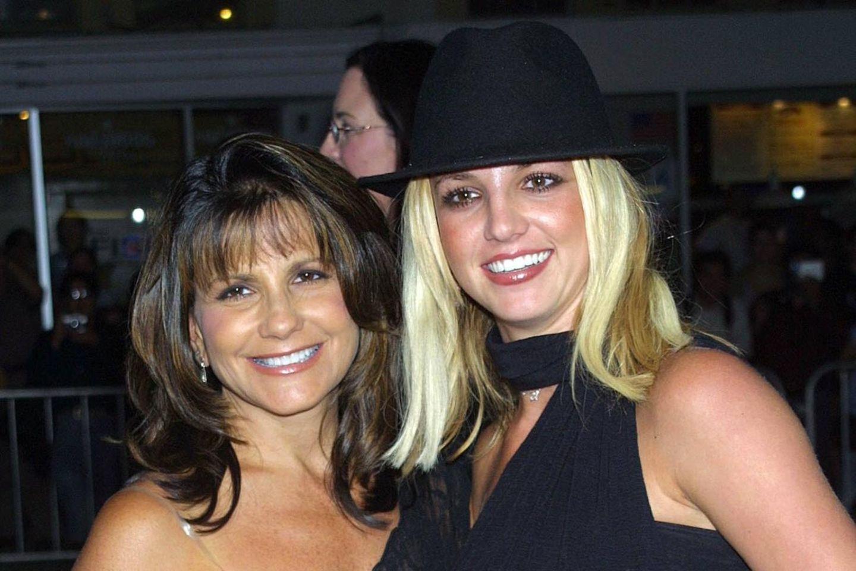 Lynne und Britney Spears
