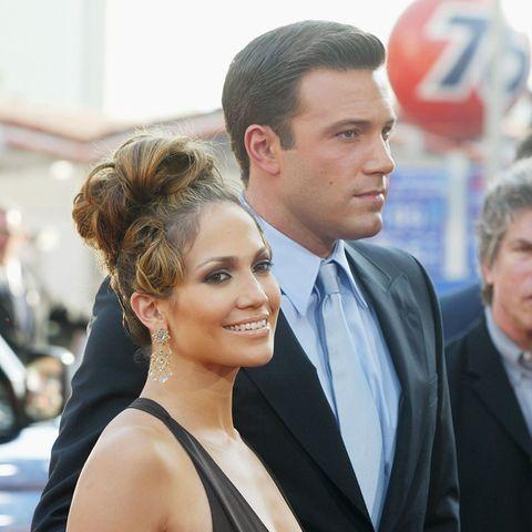 Jennifer Lopez und Ben Affleck