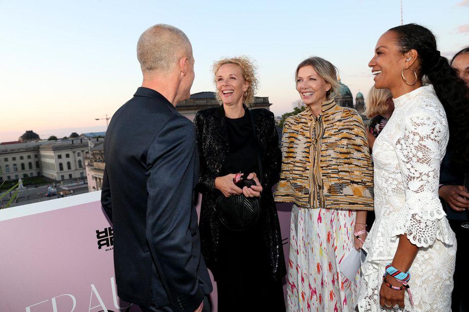 Frauen100: Benjamin von Stuckrad-Barre, Katja Riemann, Ursula Karven, Barbara Becker