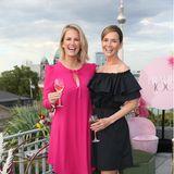 Frauen100: Monica Ivancan und Judith Dommermuth
