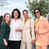 Frauen100: Jasna Fritzi Bauer, Tugba Tekkal, Taneshia Abt and Tylen Tekkal