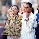 Frauen100 Veranstaltung: Barbara Becker und Ursula Karven