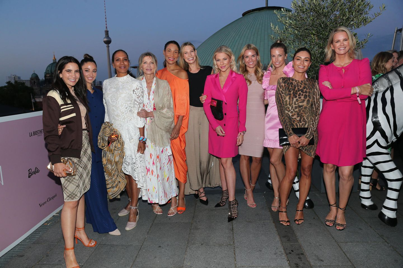 Frauen100 Veranstaltung: Nazan Eckes, Monica Ivancan, Janina Hell